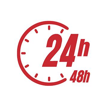 ENTREGA EN 24H